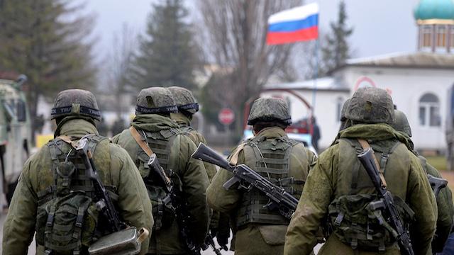 Польская газета: Путин из дома - быть войне