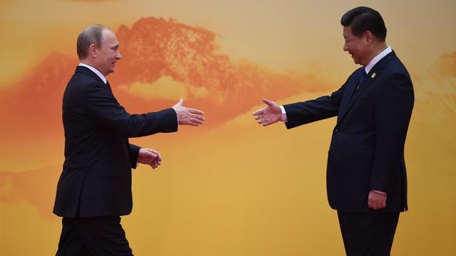 Business Insider: Путин отомстил Западу через Китай