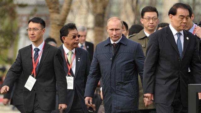 Nikkei: Путин на АТЭС «выводил Россию из окружения»
