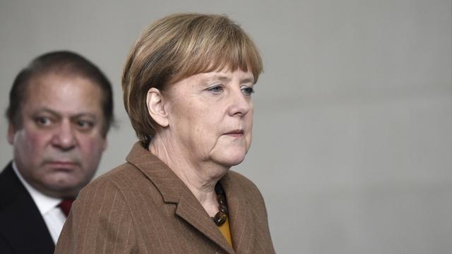 Меркель: ЕС пока не планирует вводить новые санкции против России