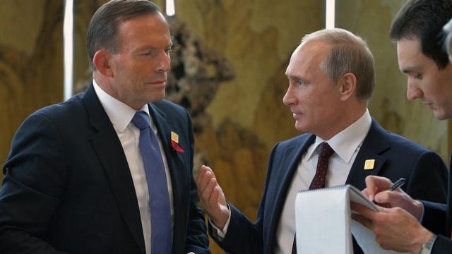 Washington Post: В споре с Эбботом австралийцы ставят на Путина