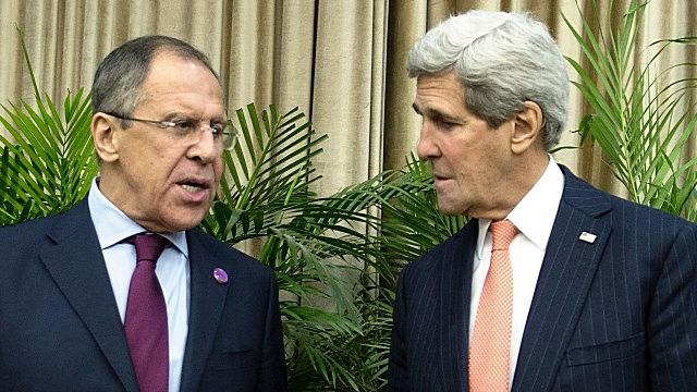 Лавров: Санкции Запада направлены на смену режима в России