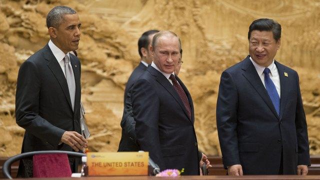 WP: Как США могут противостоять амбициям России и Китая