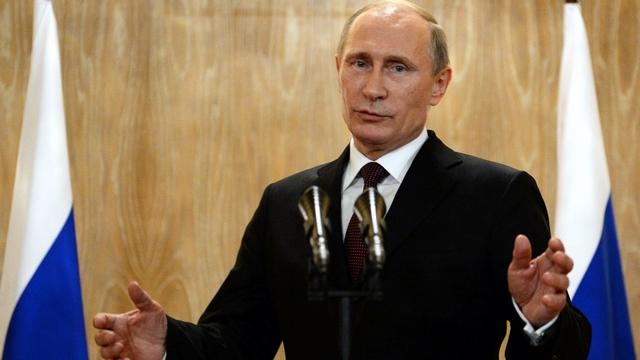 Владимир Путин не собирается оставаться президентом пожизненно