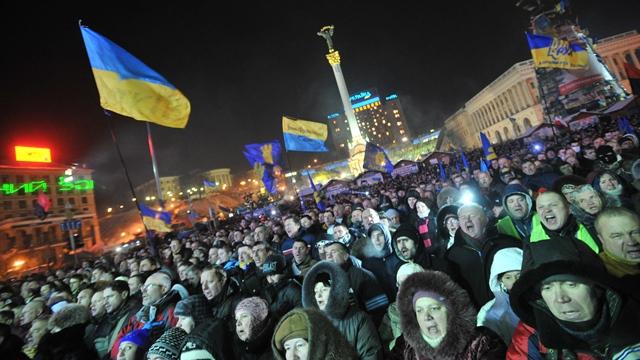Washington Post: Америка расколола не только Украину, но и Европу