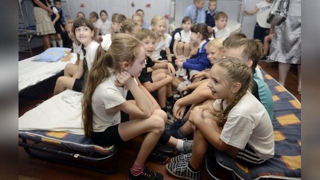 Украинских детей оставили без эстонской гуманитарной помощи