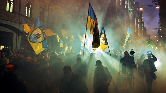 Frankfurter Allgemeine: Фашисты на Украине - не вымысел россиян