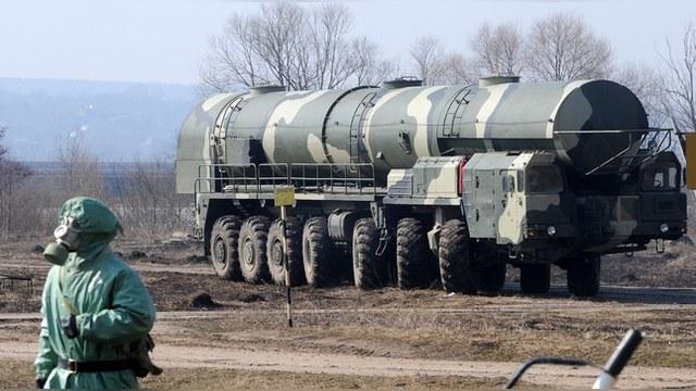 RSN: Русские готовятся побеждать в ядерной войне