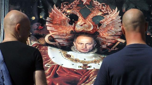 FAZ: Сказка о «сильном Владимире» согревает немецкую душу