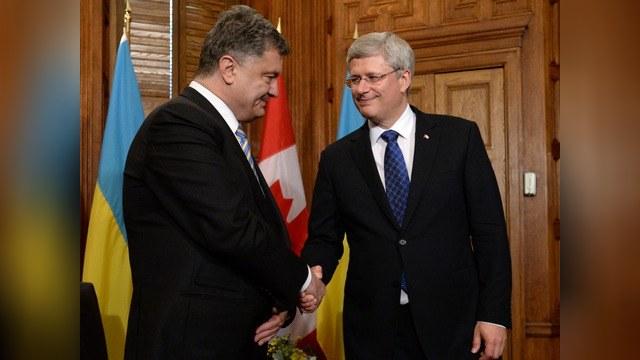 AgoraVox: Канада - соучастница этнических чисток на востоке Украины