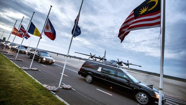 Мать погибшего при крушении MH17 немца подала на Украину в ЕСПЧ