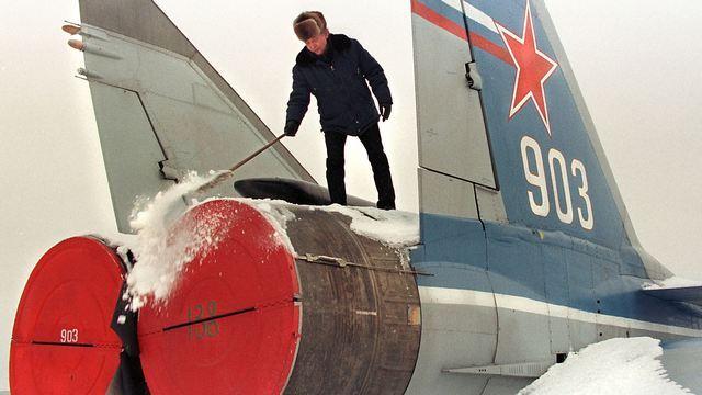 Норвегия: МиГ-31 «подрезал» нашего пилота самым недостойным образом