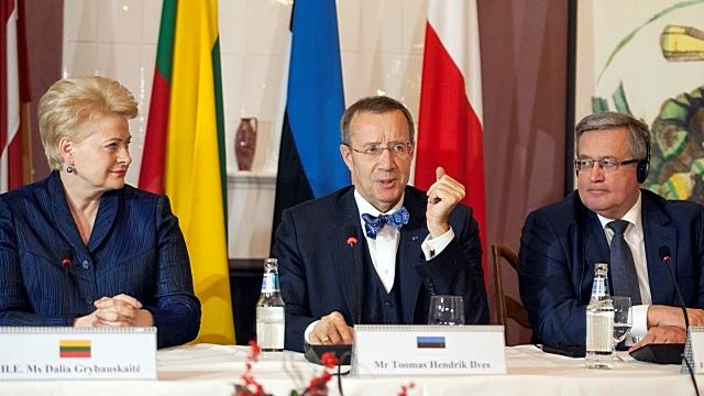 Президент Литвы: Воздушные провокации России – демонстрация глупости, а не силы