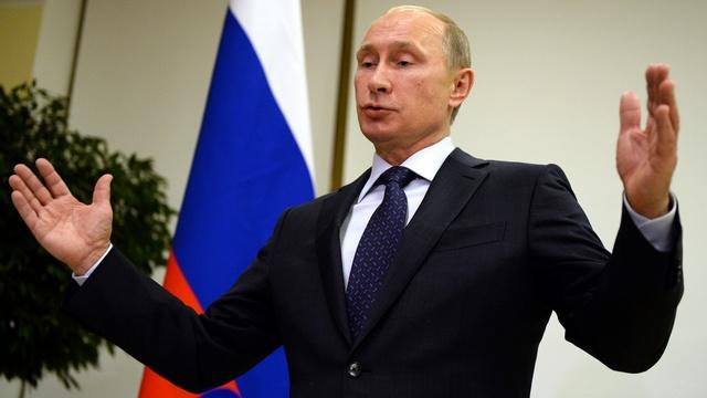 Блогозрение: Отныне и навсегда, или Послание Путина Федеральному собранию