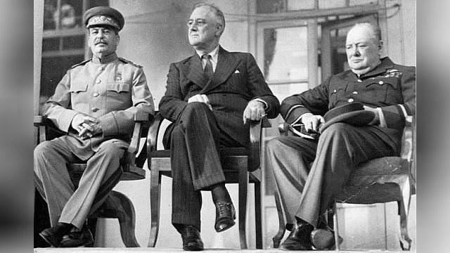 Британцы связали Путина и Сталина по кулинарной линии