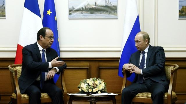 Le Monde: Путин не враг Европе