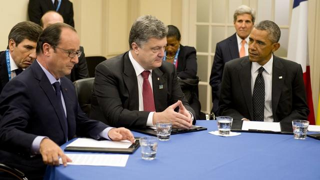 Die Welt: Европа устала от жалоб Порошенко
