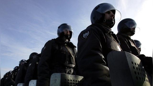 TVN24: «Цветных революционеров» ждет встреча с армией Путина