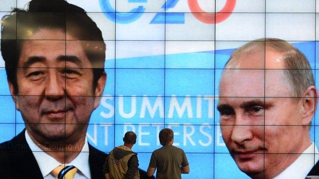 Die Welt: Благодаря Путину, Эрдогану и Абэ авторитаризм снова в тренде