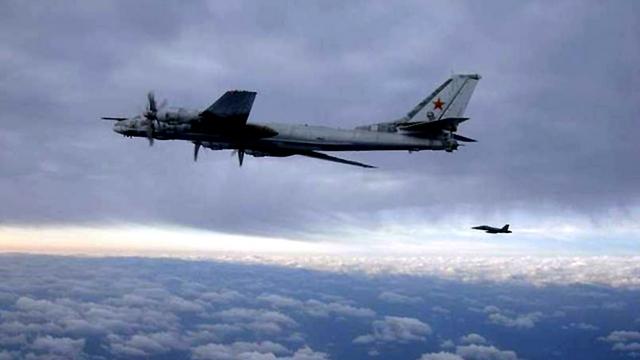 WFB: Российские Ту-95 вновь пролетели близ Гуама – «в честь» новых санкций США