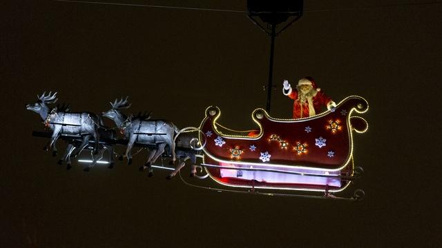 The Daily Currant: Российские войска «сбили» Санта-Клауса