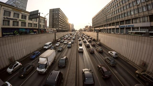 Atlantic: «Офисы на колесах» упростят жизнь московским «минигархам»
