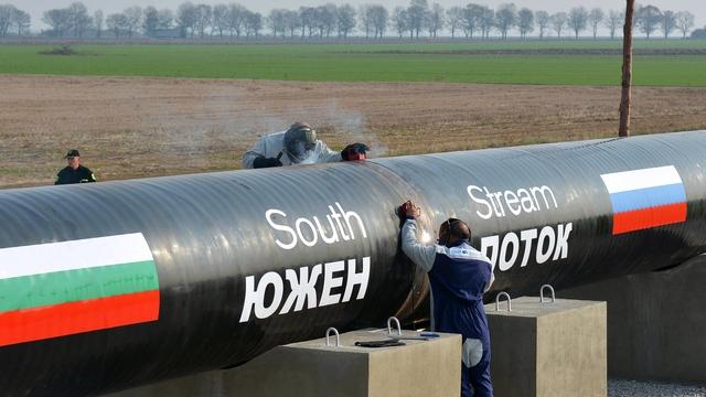 Wirtschaftsblatt: Европейцы просят Россию вернуть «Южный поток»