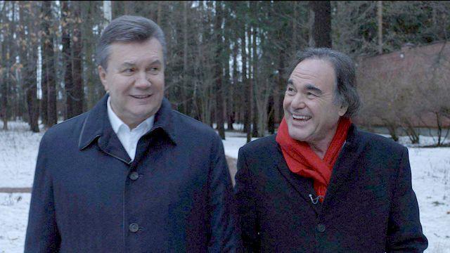 Оливер Стоун: За свержением Януковича стояло ЦРУ