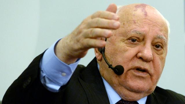Горбачев: Американская мегаимперия толкает мир к ядерной войне