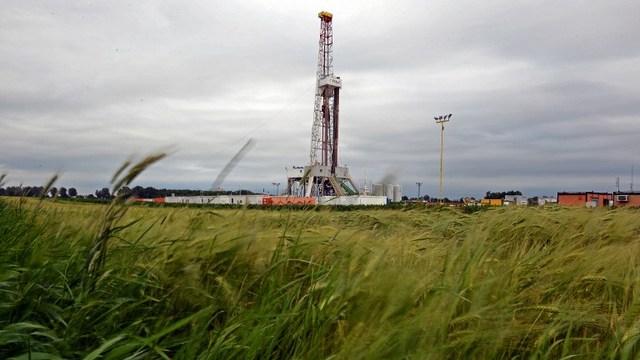 Guardian: В Польше за протестами против сланцевого газа увидели руку Кремля