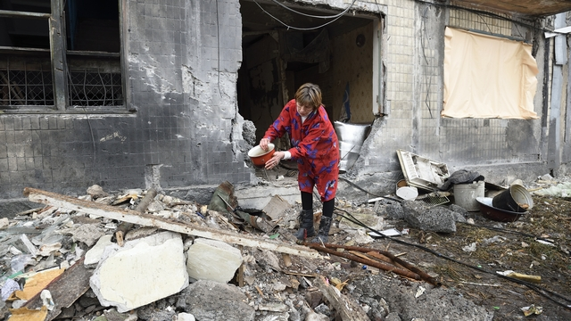 Contra Magazin: Удары по Донецку НАТО цинично называет «разрядкой»