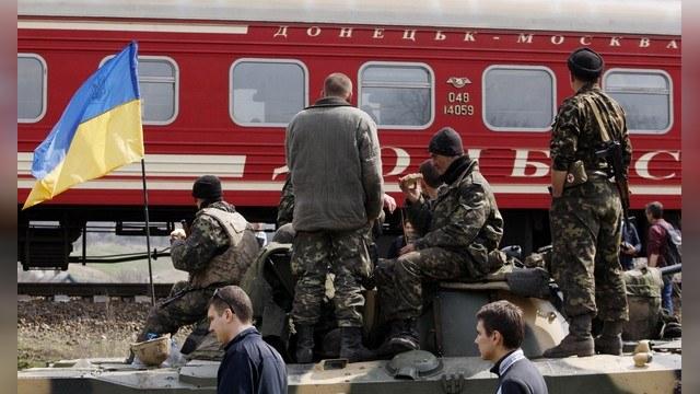 На украинскую армию напали родственники с алкоголем