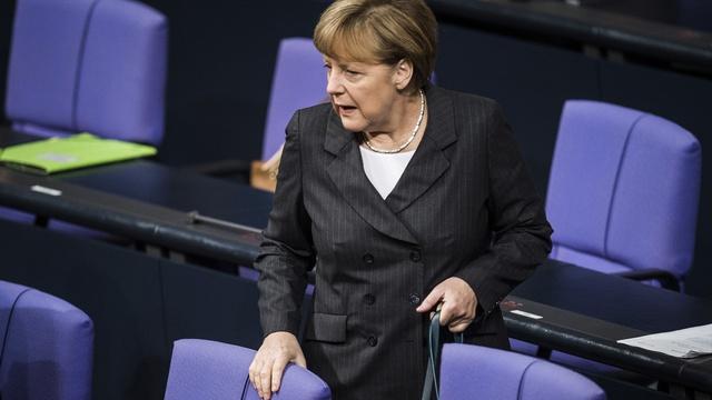Оговорка по Меркель: Антисемитизм – это наш гражданский долг