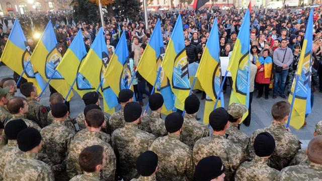 Contra Magazin: Украина для Запада – это «дешевое пушечное мясо»