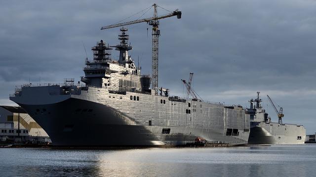 La Tribune удивлена: французы хотят, чтобы «Мистраль» стал русским
