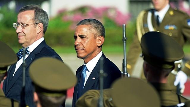 Президент Эстонии: Теракты на Украине организуют иностранные войска