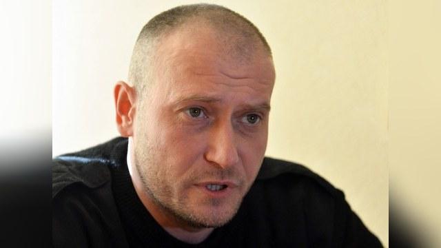 Раненного под Донецком Яроша спасла каска