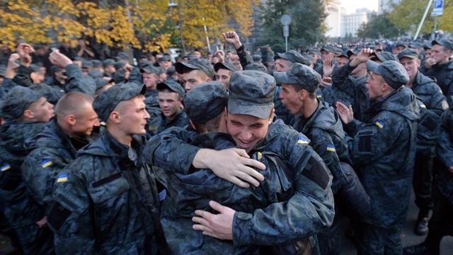 США научат украинскую армию воевать и не обделят оружием