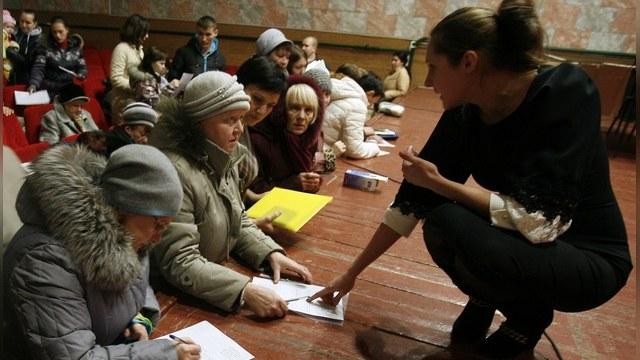 ООН: Число беженцев из Донбасса превысило 1,5 миллиона человек