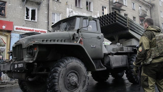 Independent: От Путина и Порошенко зависит мир не только на Украине