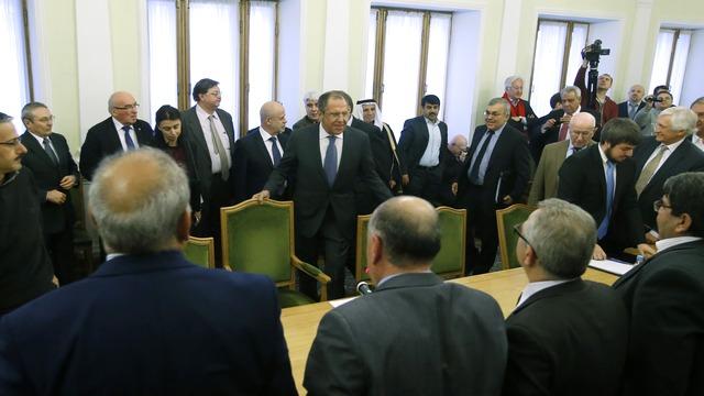Встреча по Сирии в Москве обнажила различия между Россией и Западом