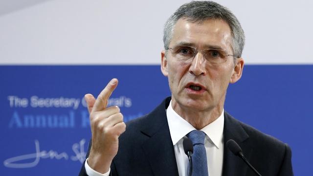 Столтенберг: НАТО защитит суверенитет Украины от российской агрессии