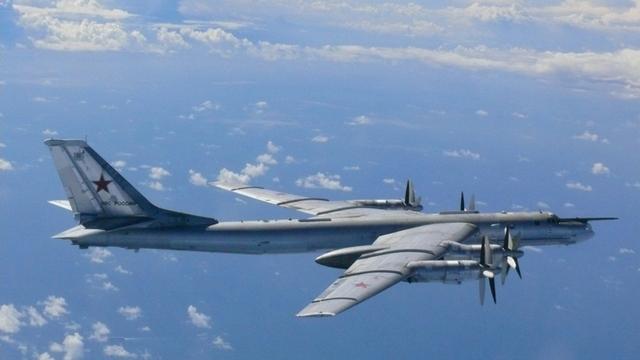 Express: Перехваченный Великобританией Ту-95 нес на борту ядерное оружие
