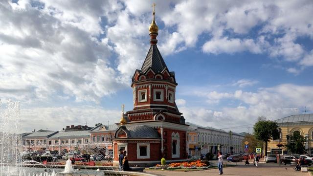 ВВС: Ярославль уже ощутил на себе последствия российского кризиса