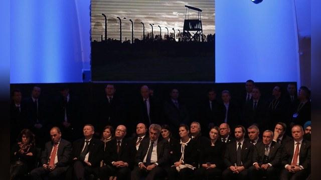 Nrg Maariv: Путин не останется в долгу у Запада за Освенцим
