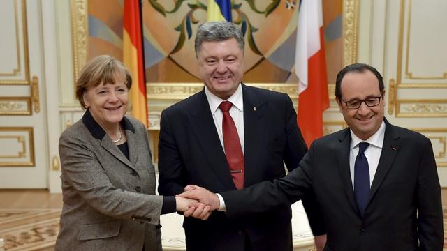 Порошенко надеется на скорое перемирие на востоке Украины