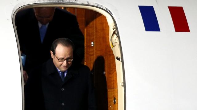 Олланд: Без мирного соглашения по Украине будет война