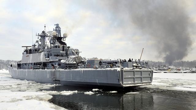 Финских корабелов наказали за связь с Россией