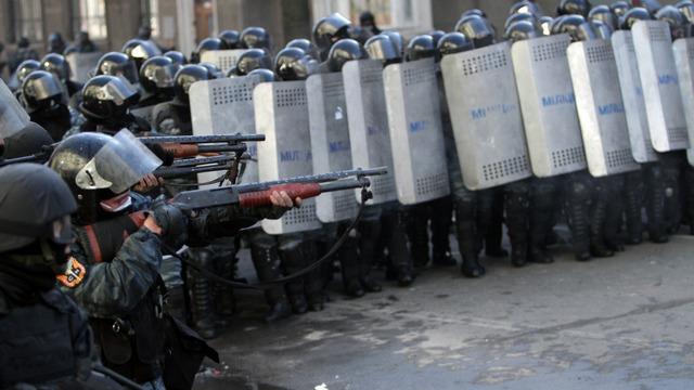 Снайпер «майдана» признался BBC, что стрелял по «Беркуту»