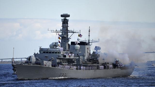 Daily Mail: Британский флот отчитался о перехвате «Неустрашимого»